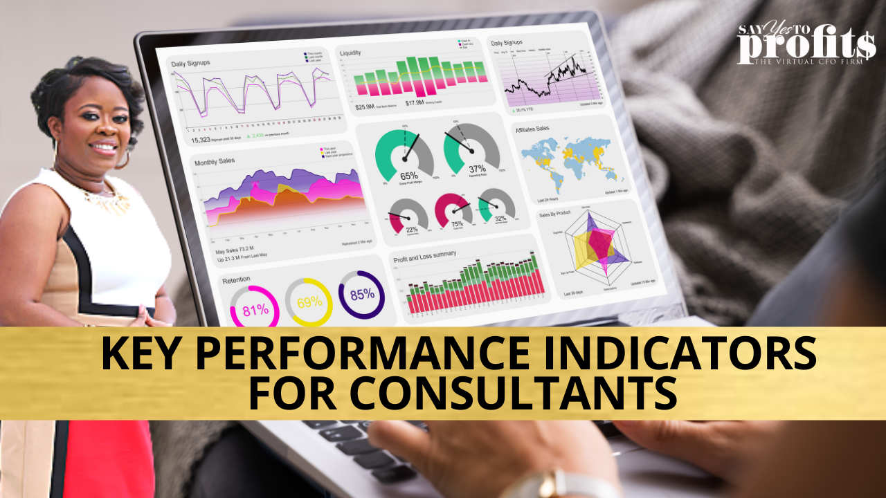 Key Performance Indicators for Consultants