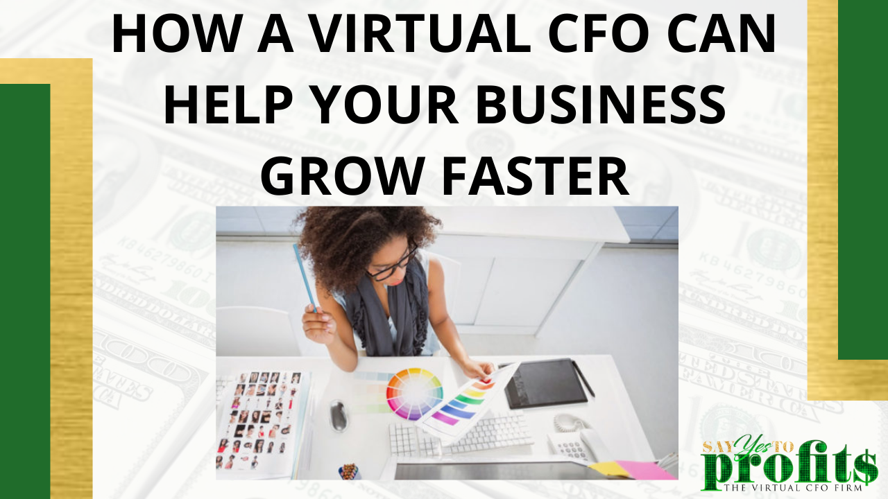 Virtual CFO Services for Small Businesses - Say YES To Profits