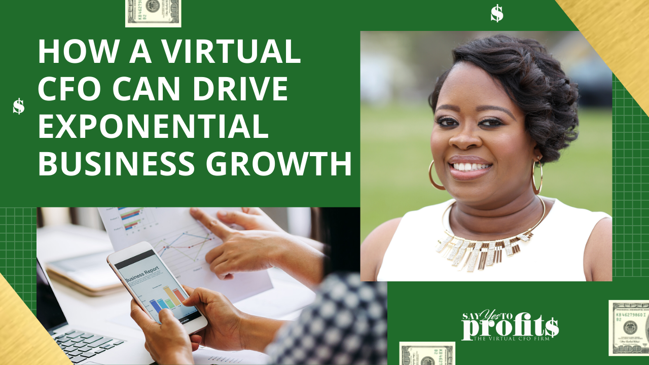 How A Virtual CFO Can Drive Exponential Business Growth