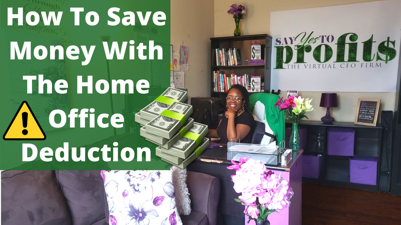 How To Save Money With The Home Office Deduction